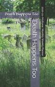 Death Happens Too By R. Pasinski English Paperback Book Free Shipping