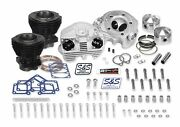 Sands Cycle 80in. Shovelhead Top End Kit 90-0098