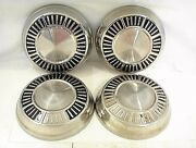 Chrysler Plymouth Dodge Hubcaps Dog Dish 1963 1964 1965 1966 1967 1968 Max Wedge