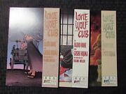 1987 Lone Wolf And Cub 5 6 18 Lot Of 3 Nm 1st First Sc Frank Miller