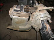 Evinrude Johnson Omc 50 Hp Mid Section