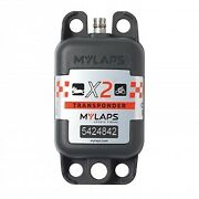 Mylaps X2 Direct Power Transponder + 1 Year Subscription Amb-x2trans-1-direct