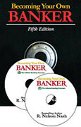 Becoming Your Own Banker Book And Audio Cd Set, R. Nelson Nash