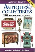 Anitque Trader Antiques And Collectibles 2016 Price Guide By Bradley 32nd Ed.