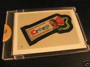1986 Topps Wacky Packages Album Stickers 50 Creep