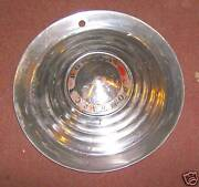 1952 Pontiac Wheel Cover - Hard To Find Item