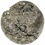 Iron Pyrite Sphere Cluster - Fool's Gold Sample - 1630 Grams - A44