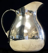 Awesome Randahl Sterling Hand Wrought Water Pitcher