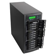 1 To 11 Targets Multiple Sata Hard Drive Hdd And Ssd Memory Card Copier Duplicator