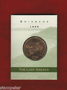 10 X 1999 The Last Anzacs 1 Unc Coin And039band039 Mintmark Wholesale Bargain