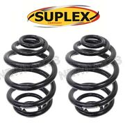 For Bmw E36 3-series Pair Set Of Rear Left And Right Heavy Duty Coil Spring Suplex