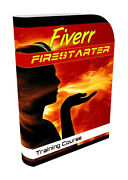 Fiverr Blueprint- Turn Your Skills Into Profitable Business- 21 Videos On 1 Cd