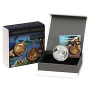 2012 Israel Coral Reef Eilat Proof Silver Coin With Mint Box And Coa