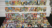Modern Dc Jsa 80pc Count High Grade Comic Lot Justice Society Of America