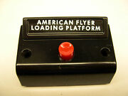 Repro 1 Button Controller For American Flyer Loading Platform