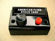 Repro Controller For American Flyer Stock Yard