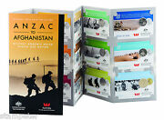 2016 Anzac To Afghanistan Official 2016 Coin Collection Complete In Folder Ram