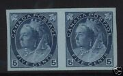 Canada 79a Xf/nh Imperf Pair