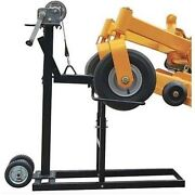 Maintenance Stand - Riding Mowers And Lawn Tractors - 400 Lbs Capacity Commercial