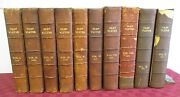 Olde Ulster 1905-1914 Ulster County Ny History And Genealogy 10 Vol Set Leather