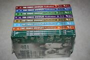 The Three Stooges Collection, Volumes 1, 2, 3, 4, 5, 6, 7, And 8 Dvd Brand New