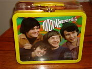 Monkees 1997 Rhino Ltd Ed Lunchbox With Vhs Video Tape + Puzzle Still Sealed
