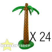 Bulk Inflatable Palm Tree Tropical Party Blow Up Fancy Dress Hawaiian Decoration