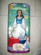 Disney's Beauty And The Beast Belle Doll My Favorite Fairytale Collection