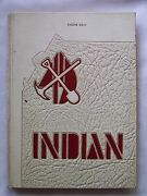 1949 Anderson High School Yearbook Anderson Indiana The Indian