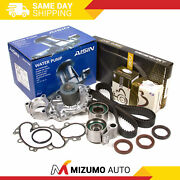 Timing Belt Kit Water Pump Fit W/o Outlet Pipe Toyota Tundra T100 4runner 5vzfe