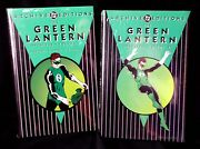 Green Lantern Vol 1 And 2 Archives Direct Edition Hc Books Dc Comics Sealed New