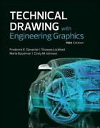 Technical Drawing With Engineering Graphics 15th Edition By Frederick E. Gieseck