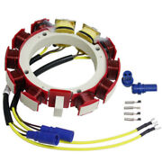 Johnson Evinrude 86-87 200 And 225hp-6cyl 1985-1987 275 And 300hp-8cyl 35amp Stator