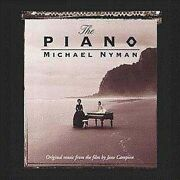 Michael Nyman - Piano Music From The Motion Picture [new Cd]