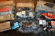 5 Ertl Collectible Scale Model Vintage Vehicles 1 Car And 4 Trucks Must See