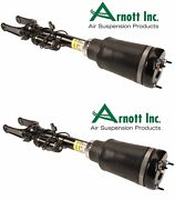For Mercedes Ml63 Amg 07-11 Set Of 2 Front Air Struts Arnott As-2802