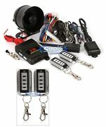 Crimestopper Sp-202 Deluxe 1-way Keyless Entry Car Alarm Vehicle Security System