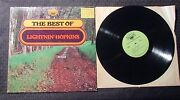 1973 The Best Of Lightnin' Hopkins Lp Ex/ex Tradition 1056 Country Blues