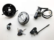 Genuine Ignition Switch Lock Set Kit For Aprilia Rs4 50 And 125 Rs4-50, Rs4-125