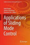 Applications Of Sliding Mode Control English Hardcover Book Free Shipping