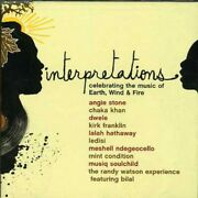 Various Artists - Interpretations Celebrating The Music Of Earth, Wind And Fire