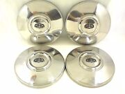 Ford Dog Dish Hubcaps Mercury 1972 1973 1974 1975 1976 1977 1978 1979 Police