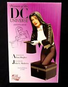 Zatanna Bust Statue New Women Of The Dc Universe Series 1 Amricons
