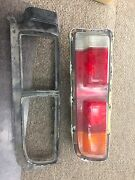 1974-1977 Toyota Celica Tail Light Assembly Right Side
