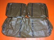 1970 Roadrunner Belvedere Seat Covers Standard Front Bench Cover Brown 2 Tone