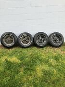 71 72 73 74 75 76 77 Chevrolet Vega Gt Wheels And A70-13 Firestone Wide Oval Tires