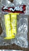 Ame Bmx Dual Duals Bike Grips Old School Made In Usa Nos