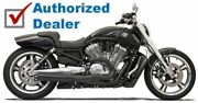 New Bassani Black Road Rage B1 Ii Power 2 Into 1 Exhaust Pipe System Harley Vrod