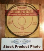 Ford 1937-1939 Buick Chev 1937 Nos Stewart Speedometer Inner Core Cable P/n R-65