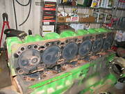 John Deere Tractor Motor Head 4440 And Others